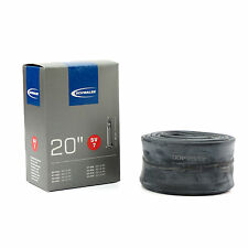 Schwalbe Tour Bike Tube Sv7 20 Inches Presta 40mm Tubes and Tyres Accessories