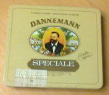Bella vecchia SIGARI BARATTOLO Dannemann speciale Sumatra per 20 SIGARI 5,90 DM