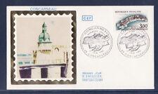 enveloppe 1er jour   port de peche de 29 Concarneau     1983