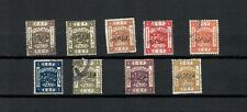 JORDAN MIDDLE EAST COLLECTION  USED STAMPS LOT (JOR 104 A)