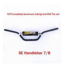 SE High rise Handlebar Bar Pad 22mm 7/8'' for Thumpstar Pit Dirt Bike MX KLX DRZ