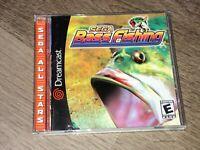 Sega Bass Fighting Sega Dreamcast Complete CIB Tested Authentic