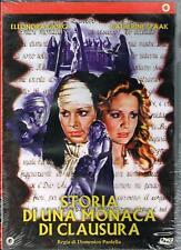 Storia di una Monaca Di Clausura con Clara Colosimo, Catherine Spaak, - DVD