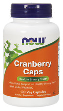 Cranberry Concentrate Now Foods 100 Caps