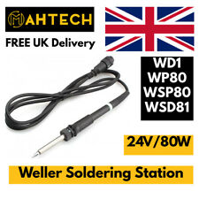 Weller Wsp80 Soldering Station Iron Pencil Handle Wd1 Wp80 Wsp80 24v80w Wsd81
