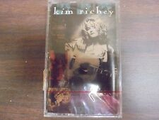"""NEW SEALED """"Kim Rickey"""" Yes We're  Open  Cassette Tape (G)"""