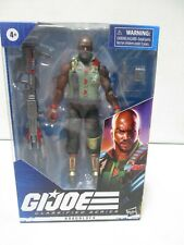 GI Joe Classified Series Roadblock