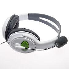 Casque Micro pour Console de Jeux Xbox 360 Manette / Joypad