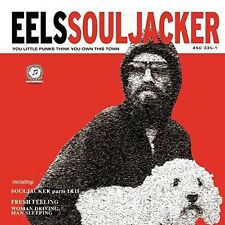 EELS - SOULJACKER (BACK TO BLACK EDITION)  VINYL LP NEU