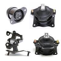 LX Engine Motor Mount Set MT 6549 4500 G224 For 94-97 Honda Accord 2.2L DX