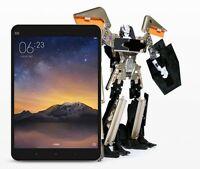 Xiaomi Hasbro Soundwave Mi Pad 2 Transformer Toy Tablet Action Figure -UK Seller