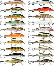 Fishing Tackle Rapala Countdown Lure Brown Trout Perch Salmon Sea Bass Size- 3.5