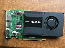 HP NVIDIA Quadro K2000 (2048 Mo) DDR 5 Carte graphique
