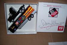 1994 Texaco Havoline Davey Allison Winross Diecast Drop Bed Trailer Truck