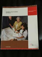 PN Mental Health Nursing Edition 8. 0 (2011, Paperback)