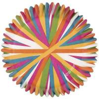 Color Wheel Mini Baking Cup 100 ct from Wilton #1869  - NEW