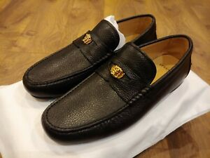 mens versace loafers products for sale