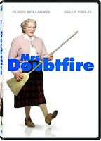 DVD - Comedy - Mrs. Doubtfire - Robin Williams - Sally Field - Harvey Fierstein