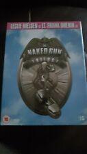 The Naked Gun Trilogy DVD New Sealed.