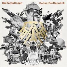 DIE TOTEN HOSEN - BALLAST DER REPUBLIK NEW CD