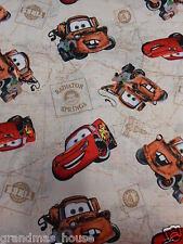 Seat Belt Cover Disney Cars - Fawn - Fits Standard Car Seat Belt