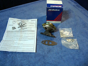 EGR Valve Emission  NEW AC Delco OEM 214-9053 American Motors EAGLE CONCORD D3