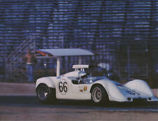 Vintage & Rare 8X10 Chaparral 2G Jim Hall 1968 Riverside Can Am Racing Photo
