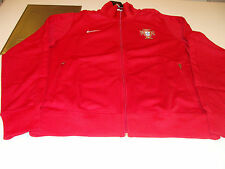 UEFA 2012 Euro Cup N98 Track Top Jacket XL Portugal Red Full Zip Soccer