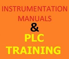 INSTRUMENTATION/AUTOMATION PLC TRAINING COURSE|MANUALS|TRAINER|LESSONS|SOFTWARE