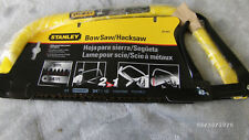 NOS Stanley 20-477 Hack Bow Saw 12in