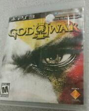 God of War III PlayStation 3 PS3