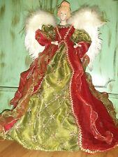 New ListingLarge 18 Inch Angel Christmas Tree Topper