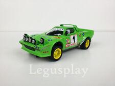 Slot SCX Scalextric Altaya Lancia Stratos N#1 Pirelli - J. Bagration / N. Llopis