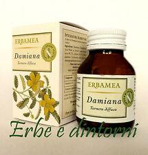 DAMIANA Estratto secco 50 capsule da 373 mg  Afrodisiaco, antidepressivo