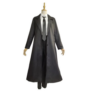 Chainsaw Man Makima Cosplay Costume Outfits Halloween Carnival Costumes