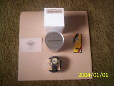 """HARLEY DAVIDSON FOURTH ISSUE LIMITED EDITION TIMEPIECE FOURTH """"OIL CAN WATCH"""""""