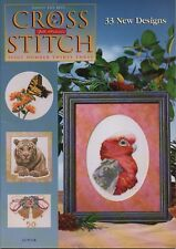 Jill Oxton's Simply The Best Cross Stitch - Issue 33 - Charted Designs