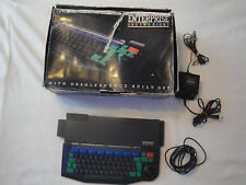 ENTERPRISE 128 COMPUTER vintage boxed