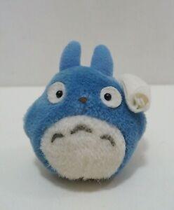 "Studio Ghibli My Neighbor Totoro Blue WInd up Run Work Sun Arrow 3"" Toy Doll"