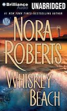 Whiskey Beach by Nora Roberts (2014, MP3 CD, Unabridged)
