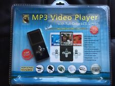 Innovage Mp3 & Video Player Lcd Full Color Screen New In Box