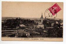 DIEUZE DUSS Moselle CPA 57 vue generale 3