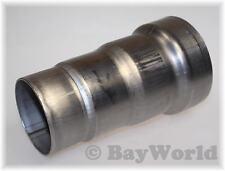 1 x Auspuff Reduzierungsstück Adapter Rohrverbinder 65-70-78-90mm V2A Edelstahl