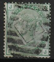 SG150.  1s.Green Plate 12. Fine Used With Good Colour. Sound Stamp. Ref.07183