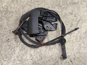 Motorhaubenschloß Audi A4 B5 Haubenschloß Schloß Motorhaube Hebel 8T0823509