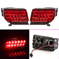 LED Rear Bumper Brake Tail Fog Light Lamp For Toyota Land Cruiser Prado J15 150