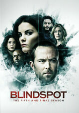 Blindspot: The Fifth and Final Season [New DVD] Full Frame, Subtitled, 3 Pack