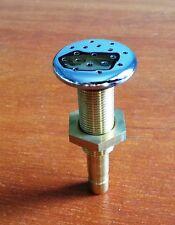 Luftdüse Messing Whirlpool für 8 mm Stecksystem