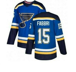 NHL St Louis Blues #15 Hockey Jersey New Youth Sizes MSRP $70