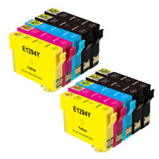 10 DRUCKERPATRONEN für Epson Stylus SX 230 / SX 235 / SX 235W / SX 420W  +CHIP+